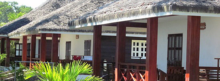 Union Beach Chalet la Digue